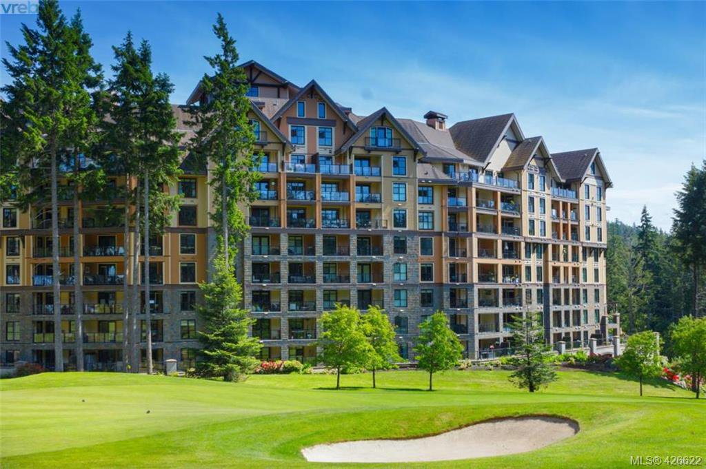 Main Photo: 314 1400 Lynburne Pl in VICTORIA: La Bear Mountain Condo Apartment for sale (Langford)  : MLS®# 840538