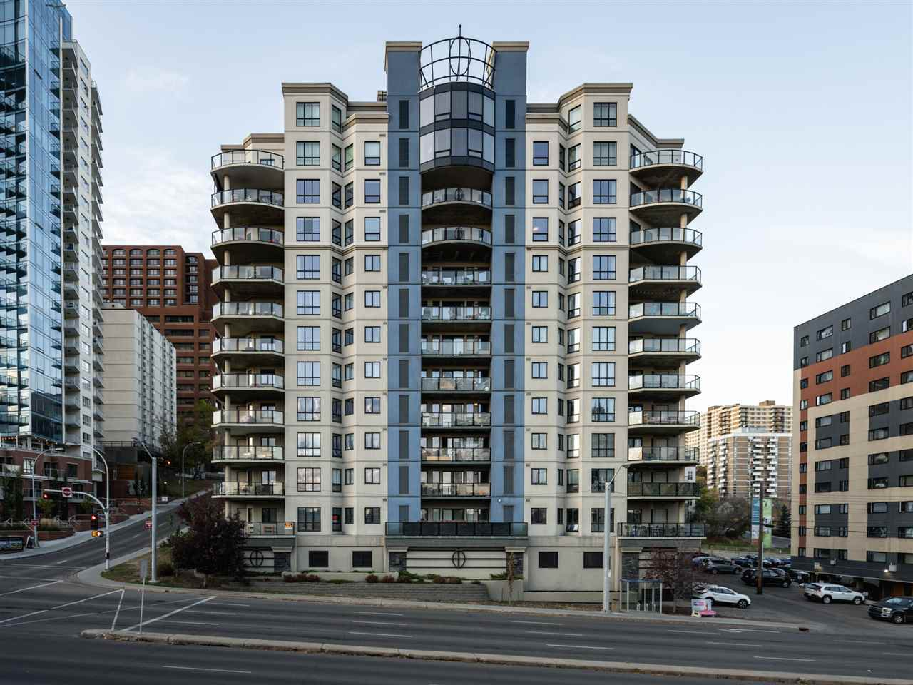 Main Photo: 704 9707 106 Street in Edmonton: Zone 12 Condo for sale : MLS®# E4217523