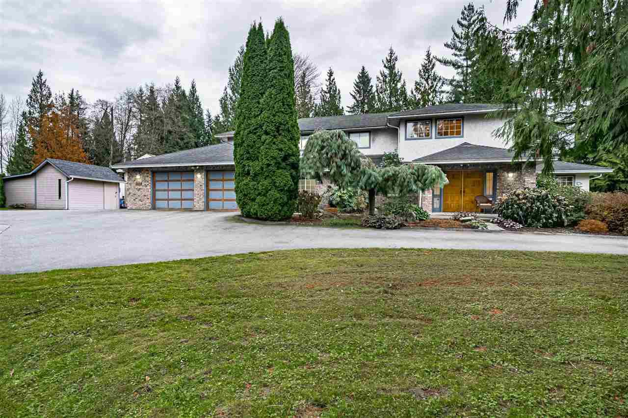 """Main Photo: 7838 229 Street in Langley: Fort Langley House for sale in """"Forest Knolls"""" : MLS®# R2526811"""