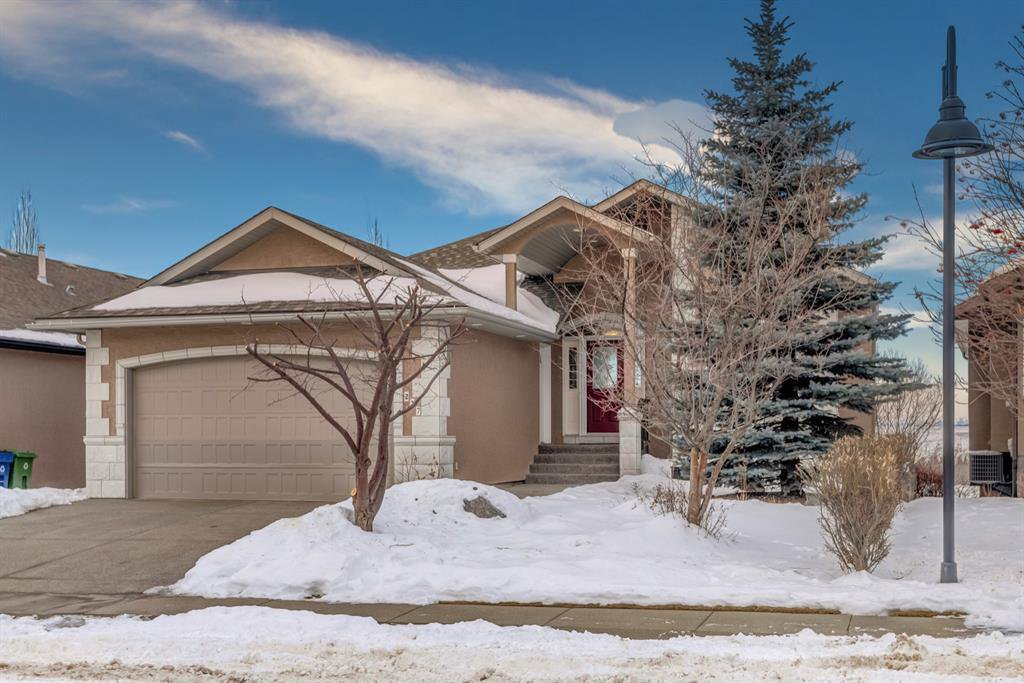 Main Photo: 227 Sunterra Ridge Place: Cochrane Detached for sale : MLS®# A1058667