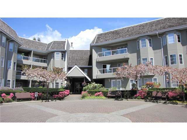 "Main Photo: 214 2020 CEDAR VILLAGE Crescent in North Vancouver: Westlynn Condo for sale in ""Kirkstone Gardens"" : MLS®# V904207"