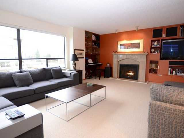 "Main Photo: 801 2150 W 40TH Avenue in Vancouver: Kerrisdale Condo for sale in ""WEDGEWOOD"" (Vancouver West)  : MLS®# V921042"