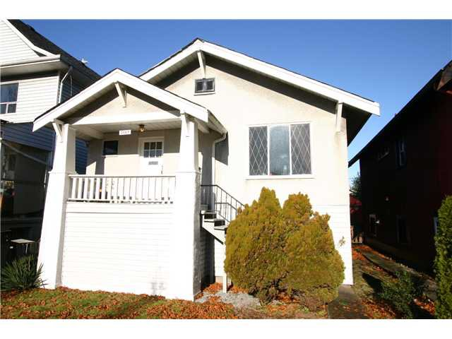 Main Photo: 2067 East 1st Street in Vancouver: Grandview VE House for sale (Vancouver East)  : MLS®# V924758