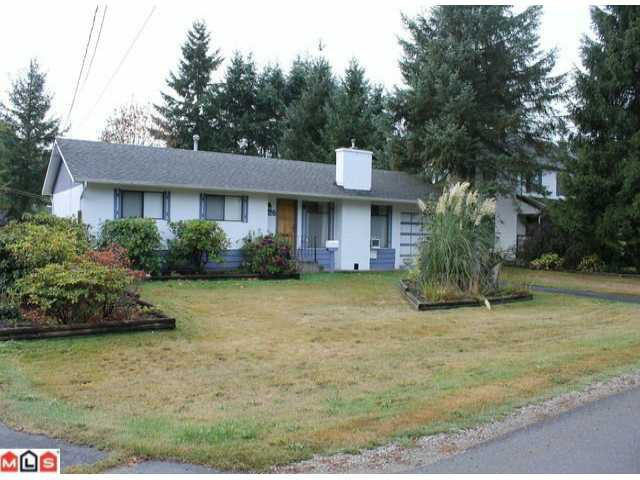 Main Photo: 19826 44TH Avenue in Langley: Brookswood Langley House for sale : MLS®# F1225864