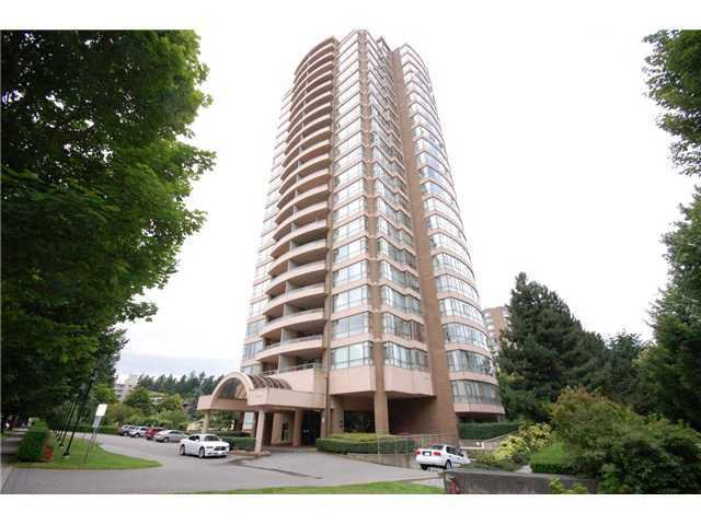 Main Photo: 1206 5885 OLIVE Avenue in Burnaby: Metrotown Condo for sale (Burnaby South)  : MLS®# V977827