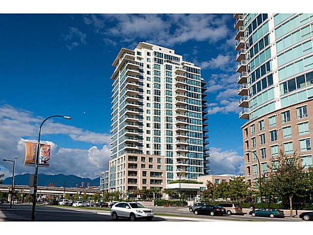 "Main Photo: 408 125 MILROSS Avenue in Vancouver: Mount Pleasant VE Condo for sale in ""Citygate at Creekside"" (Vancouver East)  : MLS®# V1070380"