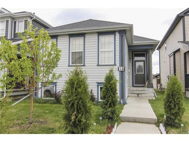 Main Photo: 18 COPPERSTONE Green SE in CALGARY: Copperfield Residential Detached Single Family for sale (Calgary)  : MLS®# C3622795