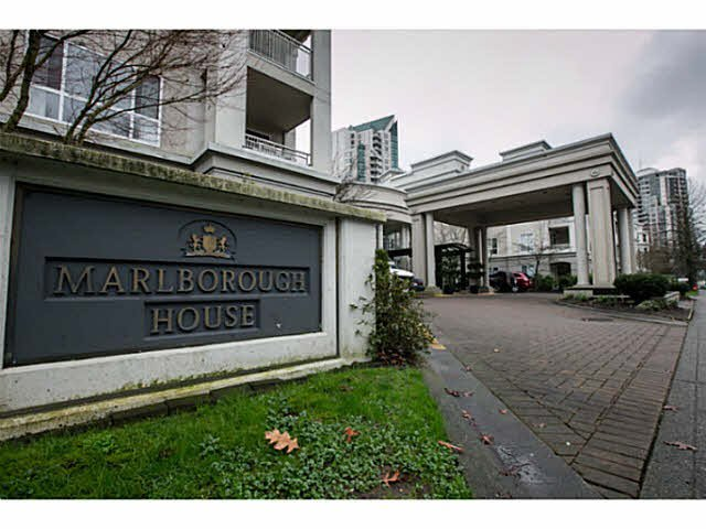 "Main Photo: 233 3098 GUILDFORD Way in Coquitlam: North Coquitlam Condo for sale in ""MARLBOROUGH HOUSE"" : MLS®# V1128757"