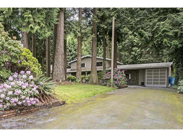 Main Photo: 14030 GREENCREST Drive in Surrey: Elgin Chantrell House for sale (South Surrey White Rock)  : MLS®# F1451374