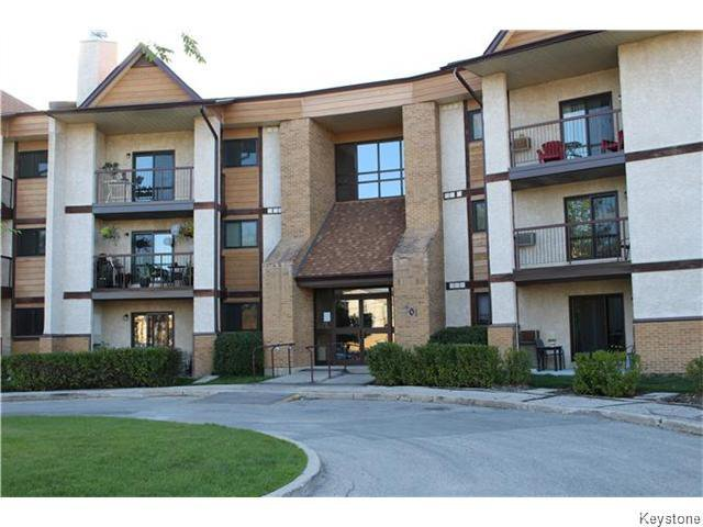 Main Photo: 201 Victor Lewis Drive in WINNIPEG: River Heights / Tuxedo / Linden Woods Condominium for sale (South Winnipeg)  : MLS®# 1526496