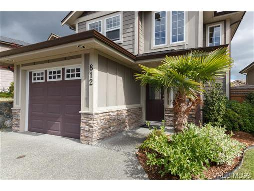 Main Photo: 812 Gannet Court in VICTORIA: La Bear Mountain Single Family Detached for sale (Langford)  : MLS®# 361348