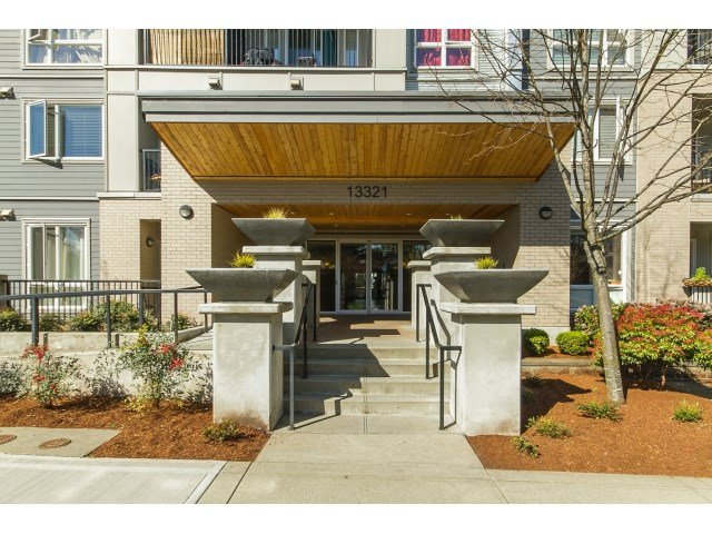 "Main Photo: 428 13321 102A Avenue in Surrey: Whalley Condo for sale in ""AGENDA"" (North Surrey)  : MLS®# R2050599"