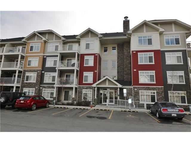 Main Photo: 1208 155 SKYVIEW RANCH Way NE in Calgary: Skyview Ranch Condo for sale : MLS®# C4095385