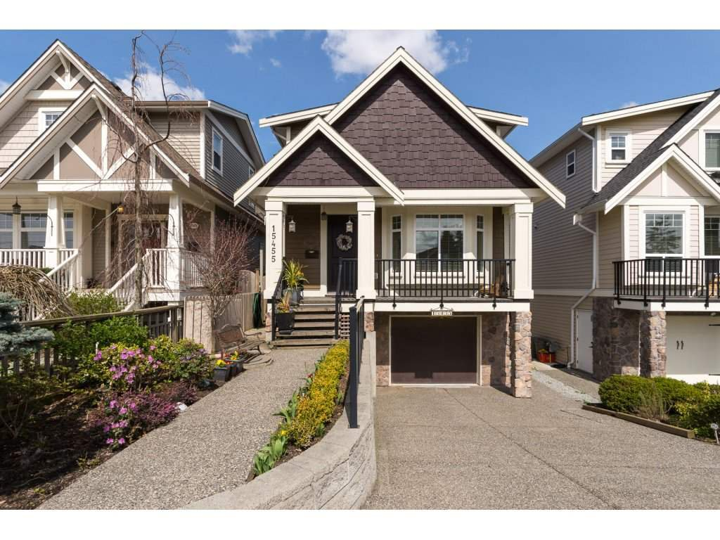 Main Photo: 15455 GOGGS Avenue: White Rock House for sale (South Surrey White Rock)  : MLS®# R2154149
