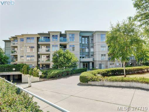 Main Photo: 107 535 Manchester Rd in VICTORIA: Vi Burnside Condo Apartment for sale (Victoria)  : MLS®# 758428