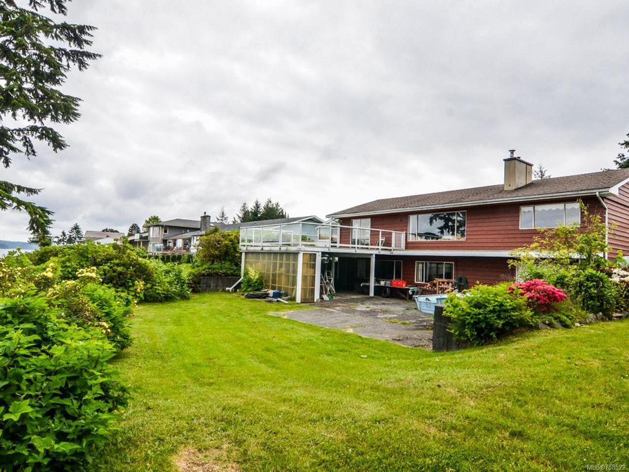 Main Photo: 4635 DISCOVERY DRIVE in CAMPBELL RIVER: CR Campbell River North House for sale (Campbell River)  : MLS®# 758522