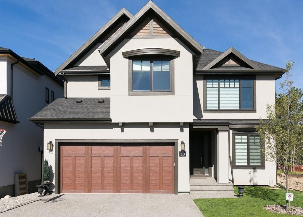 Main Photo: 30 ASPEN RIDGE Park SW in Calgary: Aspen Woods House for sale : MLS®# C4119944
