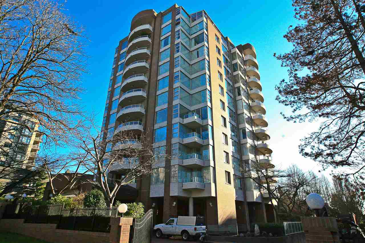 Main Photo: 1102 2350 W 39TH Avenue in Vancouver: Kerrisdale Condo for sale (Vancouver West)  : MLS®# R2218811