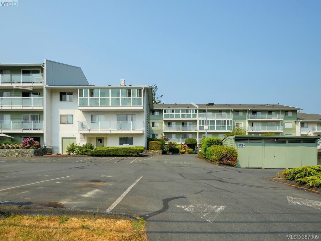 Main Photo: 205 1490 Garnet Rd in VICTORIA: SE Cedar Hill Condo for sale (Saanich East)  : MLS®# 777681