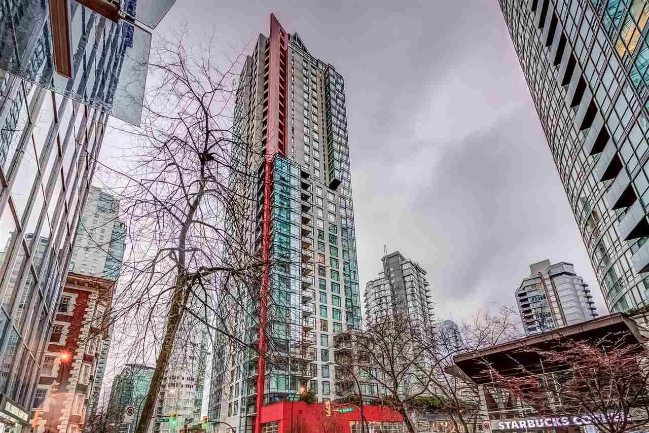 Main Photo: 903 1211 MELVILLE Street in Vancouver: Downtown VW Condo for sale (Vancouver West)  : MLS®# R2234858