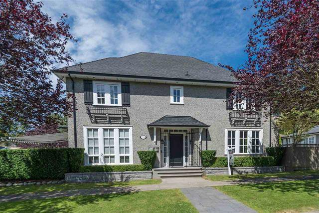 Main Photo: 1739 W 52ND AV in VANCOUVER: South Granville House for sale (Vancouver West)  : MLS®# R2234704