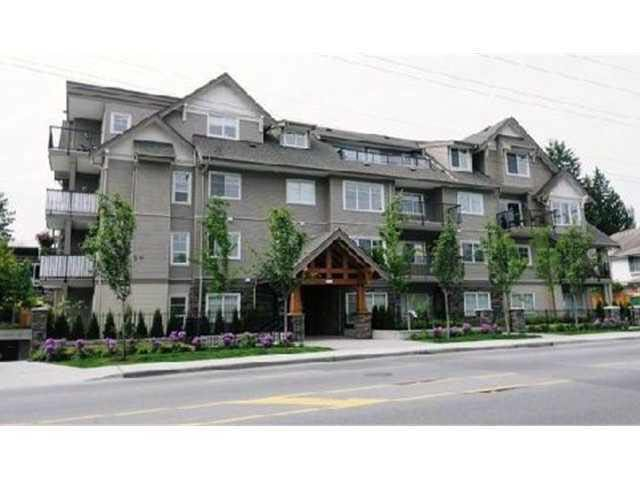 Main Photo: 311 22150 DEWDNEY TRUNK ROAD in : West Central Condo for sale (Maple Ridge)  : MLS®# V922727