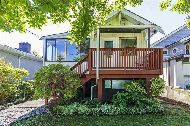 Main Photo: 1910 E 19TH Avenue in Vancouver: Grandview VE House for sale (Vancouver East)  : MLS®# R2249693