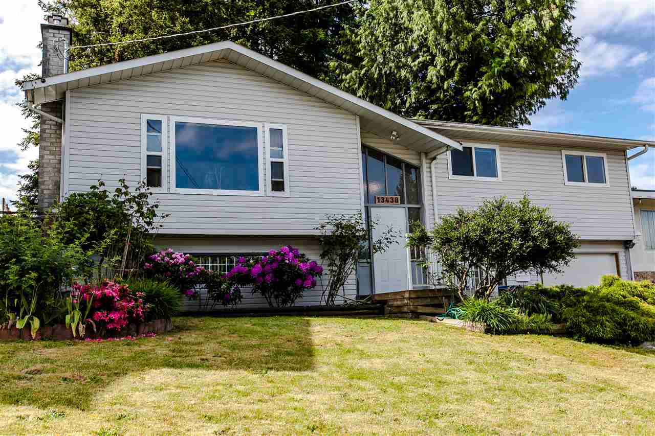Main Photo: 13438 112A Avenue in Surrey: Bolivar Heights House for sale (North Surrey)  : MLS®# R2272040