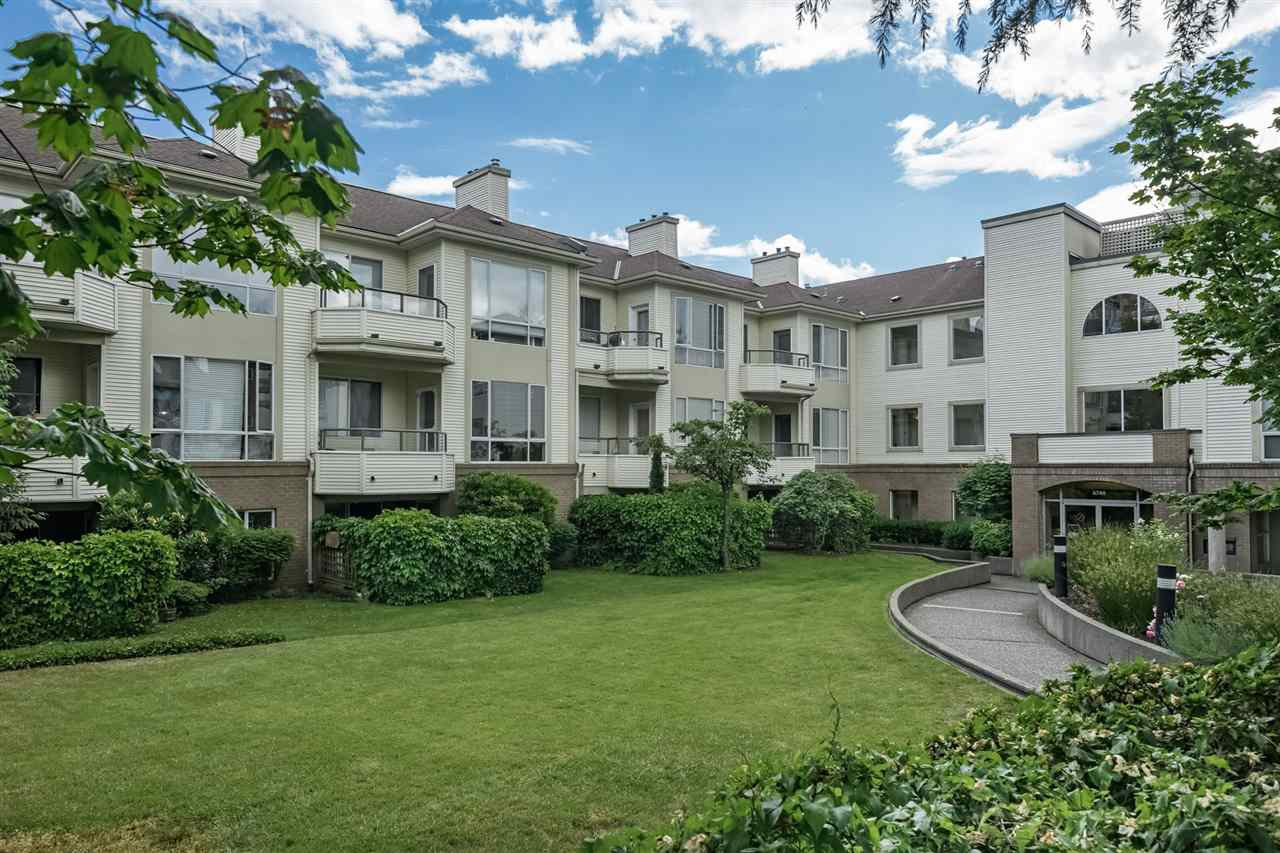 """Main Photo: 403 6740 STATION HILL Court in Burnaby: South Slope Condo for sale in """"WYNDHAM COURT"""" (Burnaby South)  : MLS®# R2276232"""