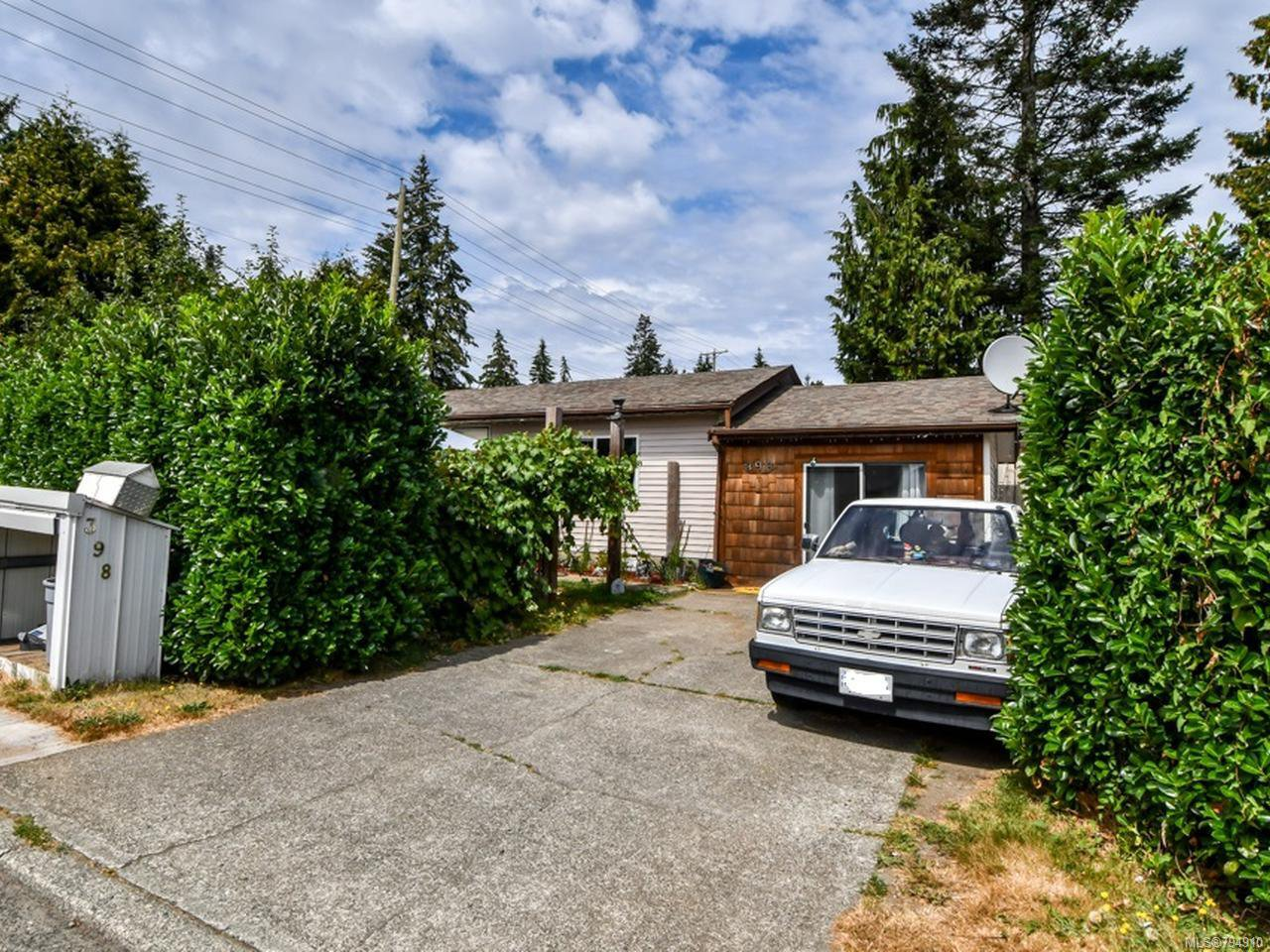 Main Photo: 398 HILCHEY ROAD in CAMPBELL RIVER: CR Willow Point House for sale (Campbell River)  : MLS®# 794910