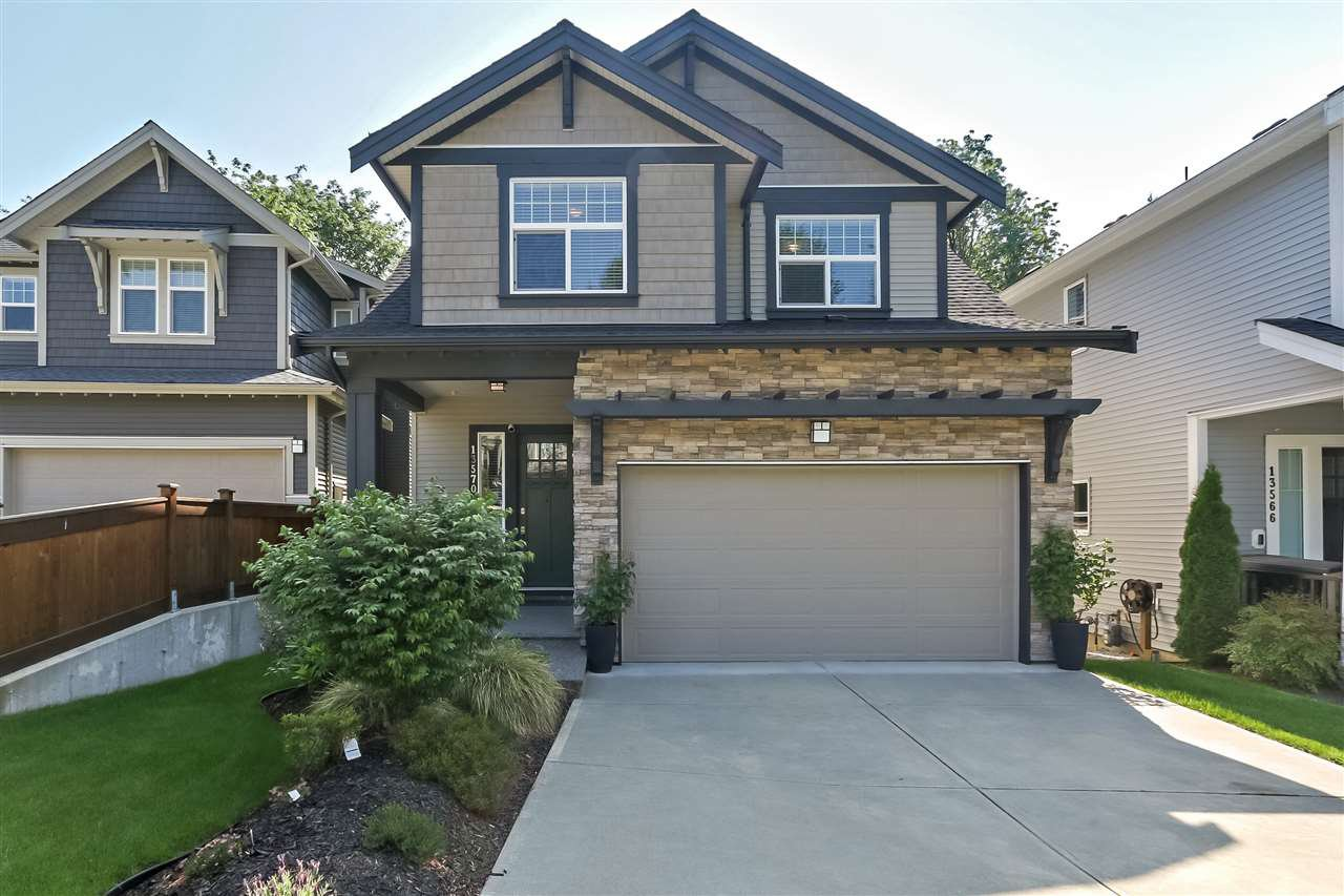 Main Photo: 13570 NELSON PEAK Drive in Maple Ridge: Silver Valley House for sale : MLS®# R2376765