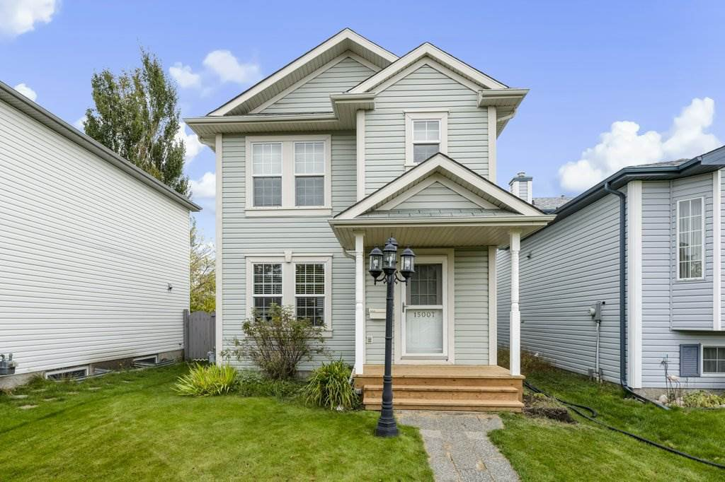Main Photo: 15007 132 Street in Edmonton: Zone 27 House for sale : MLS®# E4175762