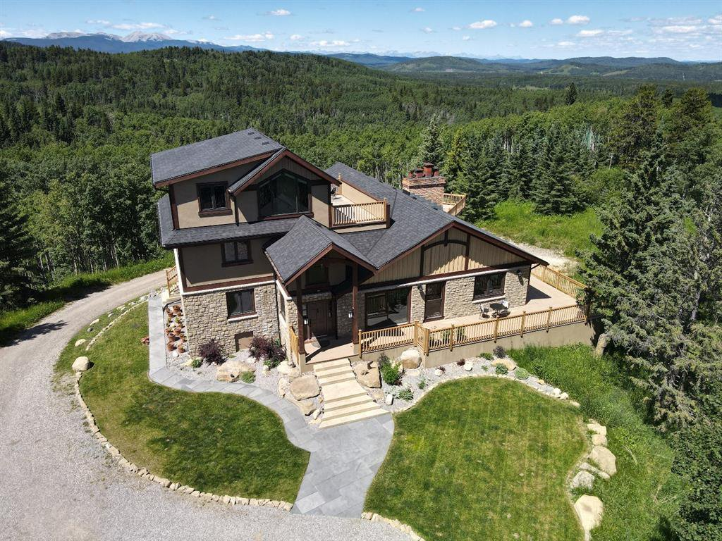 Main Photo: 200 162233 Hwy 762 Highway: Rural Foothills County Detached for sale : MLS®# A1012134
