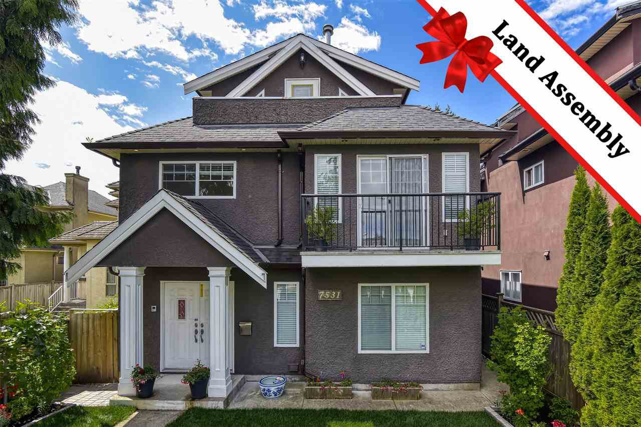 Main Photo: 7531 OAK Street in Vancouver: South Granville House for sale (Vancouver West)  : MLS®# R2503466