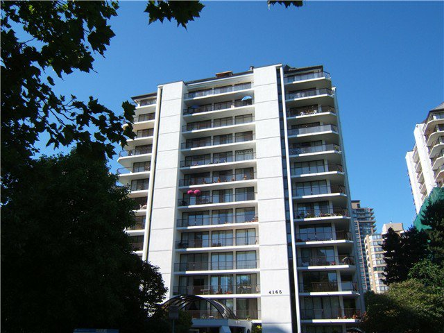 Main Photo: 1403 4165 MAYWOOD Street in Burnaby: Metrotown Condo for sale (Burnaby South)  : MLS®# V907282