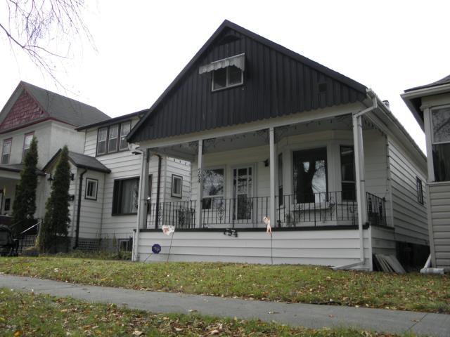 Main Photo: 794 Ashburn Street in WINNIPEG: West End / Wolseley Residential for sale (West Winnipeg)  : MLS®# 1221260