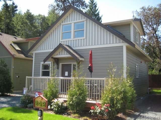 Main Photo: 242 1130 RESORT DRIVE in PARKSVILLE: PQ Parksville Row/Townhouse for sale (Parksville/Qualicum)  : MLS®# 652941