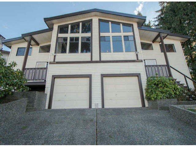 Main Photo: 10446 RIVER Road in Delta: Nordel House Duplex for sale (N. Delta)  : MLS®# F1403425