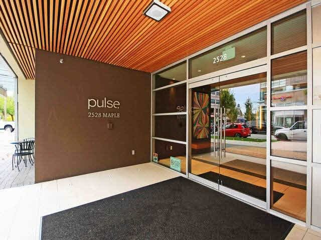 """Photo 2: Photos: 504 2528 MAPLE Street in Vancouver: Kitsilano Condo for sale in """"THE PULSE"""" (Vancouver West)  : MLS®# V1090811"""
