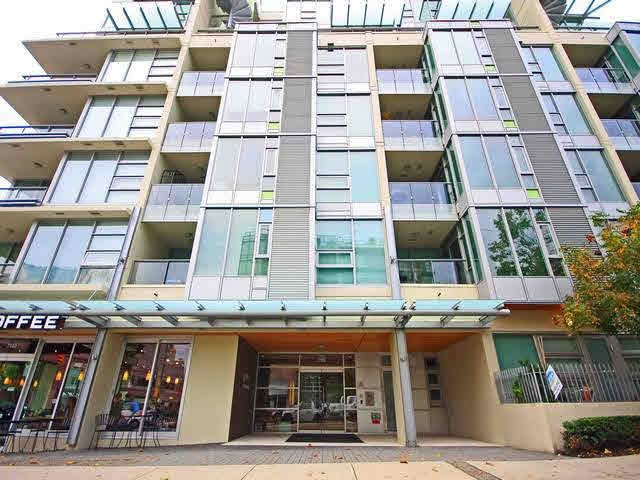 "Main Photo: 504 2528 MAPLE Street in Vancouver: Kitsilano Condo for sale in ""THE PULSE"" (Vancouver West)  : MLS®# V1090811"