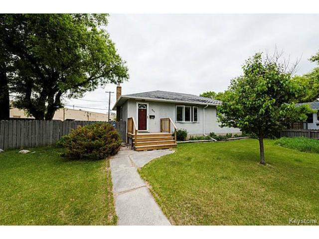 Main Photo: 953 Byng Place in WINNIPEG: Fort Garry / Whyte Ridge / St Norbert Residential for sale (South Winnipeg)  : MLS®# 1514654
