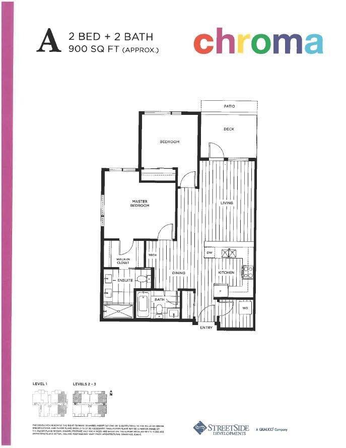 "Photo 17: Photos: 205 15628 104 Avenue in Surrey: Guildford Condo for sale in ""Chroma"" (North Surrey)  : MLS®# R2006974"