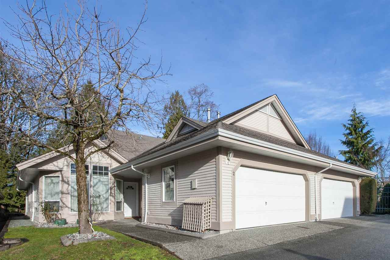 "Main Photo: 2 9025 216 Street in Langley: Walnut Grove Townhouse for sale in ""Coventry Woods"" : MLS®# R2023148"