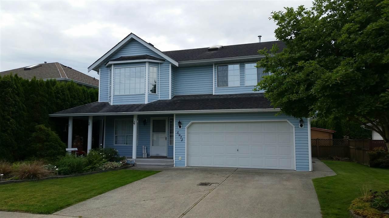 Main Photo: 5972 DEERFIELD Crescent in Chilliwack: Vedder S Watson-Promontory House for sale (Sardis)  : MLS®# R2076061