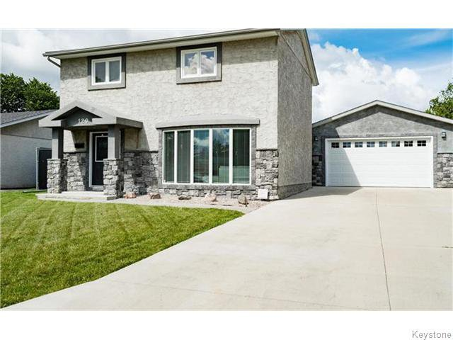 Main Photo: 120 Brookhaven Bay in Winnipeg: Southdale Residential for sale (2H)  : MLS®# 1622301