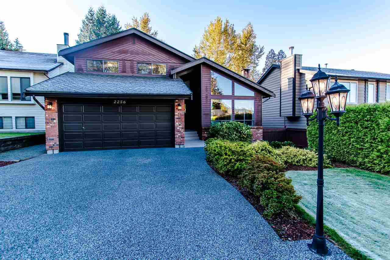 Main Photo: 2256 STAFFORD Avenue in Port Coquitlam: Mary Hill House for sale : MLS®# R2116369