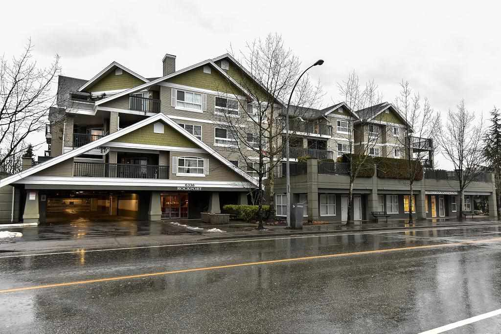 "Photo 1: Photos: 314 6336 197 Street in Langley: Willoughby Heights Condo for sale in ""THE ROCKPORT"" : MLS®# R2131786"