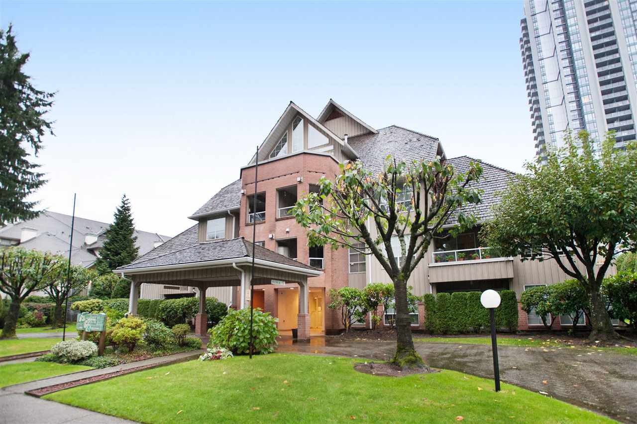 "Main Photo: 303 1154 WESTWOOD Street in Coquitlam: North Coquitlam Condo for sale in ""EMERALD COURT"" : MLS®# R2144465"