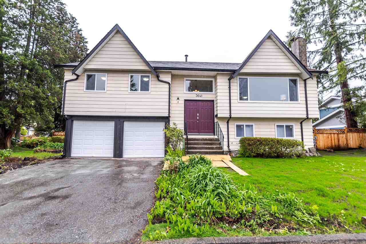 """Main Photo: 3641 VINEWAY Street in Port Coquitlam: Lincoln Park PQ House for sale in """"LINCOLN PARK"""" : MLS®# R2162522"""