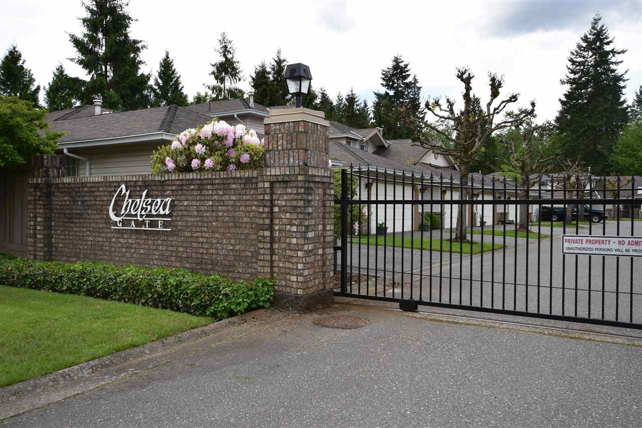 """Main Photo: 103 9715 148A Street in Surrey: Guildford Townhouse for sale in """"Chelsea Gate"""" (North Surrey)  : MLS®# R2169261"""